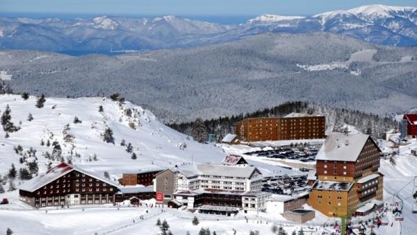 Kartalkaya Konaklamalı Kayak Turları